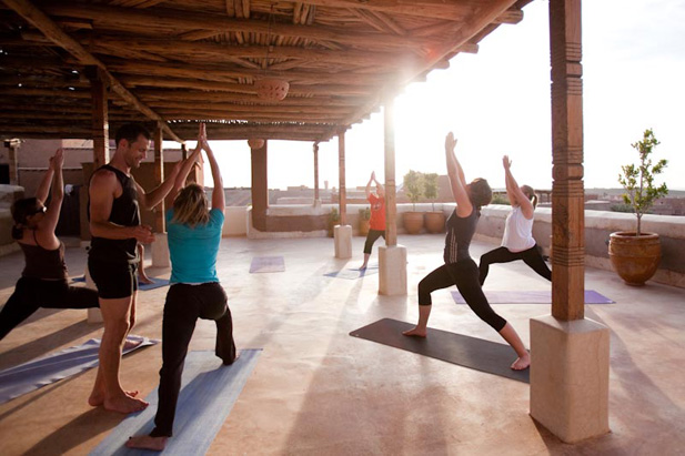 Yoga Holidays and retreats